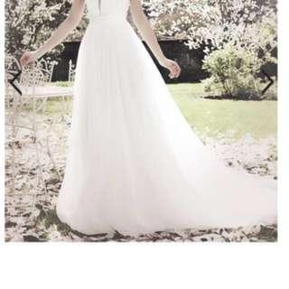 Chi Chi Bridal Amelia Dress BNWT in box
