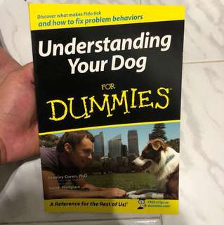 Understanding your dog for dummies