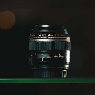 Canon Macro EF-S 60mm f/2.8 USM