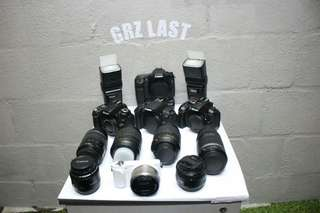 Urgent Sell DSLR Body & Lens