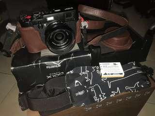 Fujifilm X100T (Black)