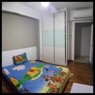 Common room for rent @ 641C Punggol!