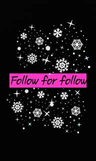 Follow for follow F4F L4L