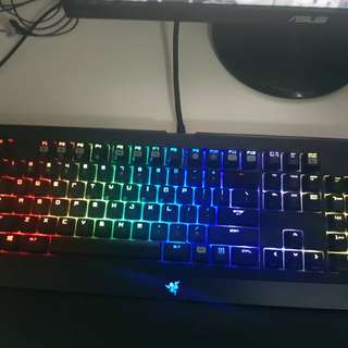 Razer black widow chroma