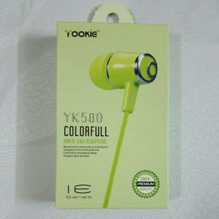 全新Yookie YK580 headphone