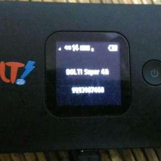 Wifi bolt 4g
