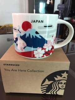 Starbucks Japan yah mug