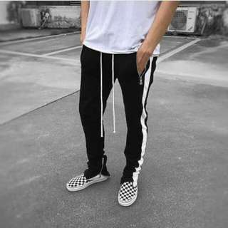 FOG INSPIRED TRACK PANTS