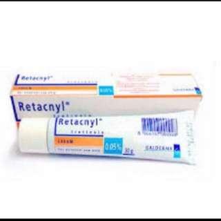 😀 ACNE HOLY GRAIL DERMATOLOGIST ACNE & COMEDONE CREAM 【UPGRADE TO HIGHLY RAVED DERMATOLOGIST EFFECTIVE ACNE CREAM】Rectanyl Tretinoin Cream 0.05 (30gm) BNIB