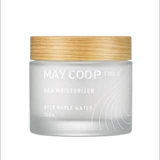 May Coop Raw Mosturizer, 80ml