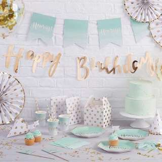 [PO] Happy birthday Garland