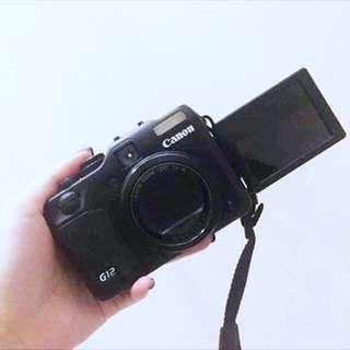 Canon G12 可議價 近全新