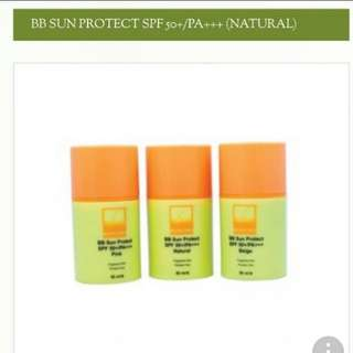 😙WOW PRICE!!😙🌞PREVENTION IS BETTER THAN CURE!! ACHEIVE KOREAN GLASS LIKE SKIN WITH THIS PREMIUM HIGH SUN PROTECTION BB CREAM!!! Niks BB Cream (Natural)