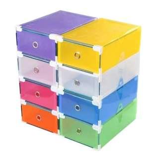 Box Sepatu Serbaguna Multifungsi Organizer