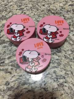 Innisfree No Sebum Mineral Powder Snoopy Edition (Brand new and sealed)