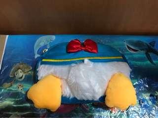 日本迪士尼唐老鴨腰包