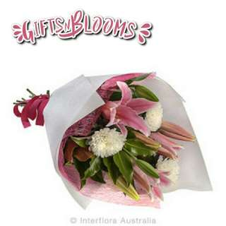 Beautiful Fresh Flower Surprise for Special One Bouquet V82 - EXBWU