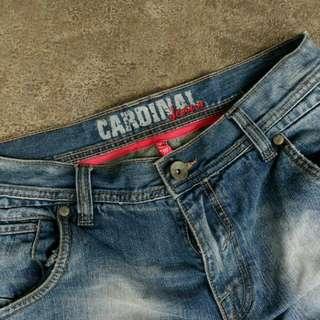 Cardinal jeans size 32