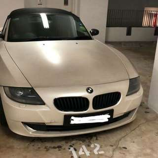 BMW Z4 SG