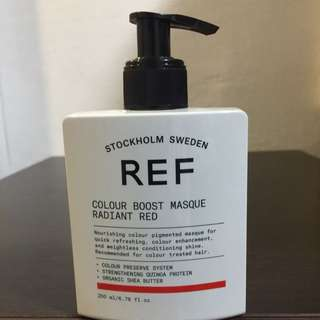 REF Colour Boost Masque In Radiant Red