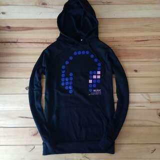sweater hoodie music