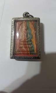 Thai amulet somdej work ac Toh