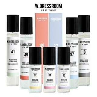[PRE-ORDER] : W.DRESSROOM PERFUME