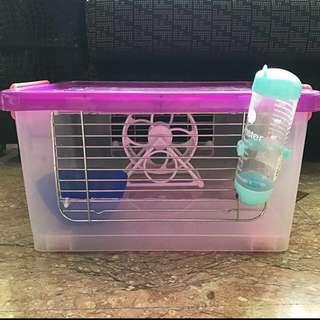 Hamster Bin Cage