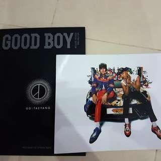Big Bang GD X Taeyang Special