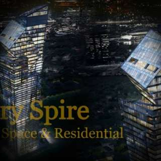 Century Spire (Office Space & Residential Units)