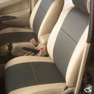 Sarung Jok Mobil Motif 2 Warna