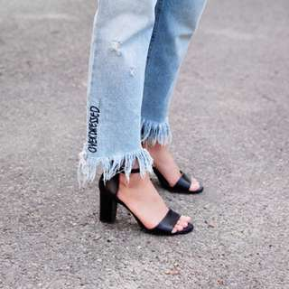 ZARA | Denim Jeans