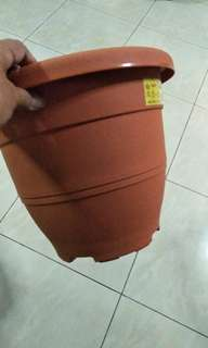 Plastic Pot (cotta)