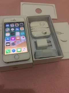 iPhone 5s 16gb LTE Complete Set