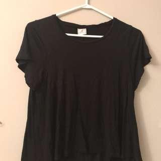 Zara Black Tshirt