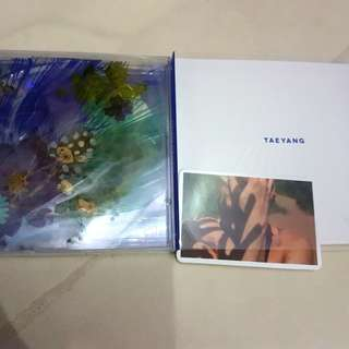 Taeyang 3rd Album White Night