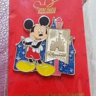 Disneyland 徽章