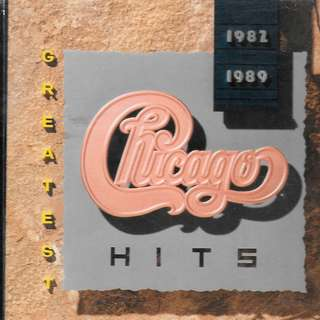 MY PRELOVED CD - CHICAGO 1982 - 1989 -GREATEST HITS - /FREE DELIVERY (F7N))