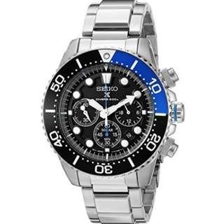 seiko SSC017 watch