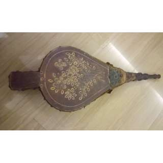 Antique fire bellows (early 1900s)