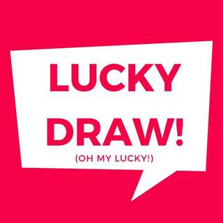 LUCKY DRAW BOOTH NO. 3 | CAROUSELL LIVE! @Publika KL