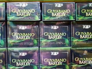 Guyabano Barley Juice