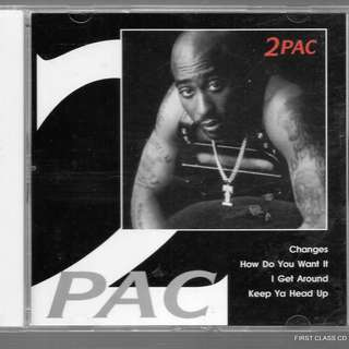 MY PRELOVED CD - PAC - 2PAC /FREE DELIVERY (F7N))