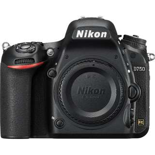 NEW SET NIKON D750 BODY (MALAYSIA SET)