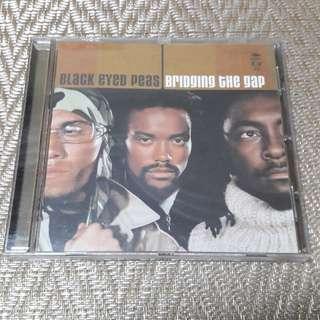 Black Eyed Peas-bridging the gap CD