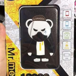 Hipanda熊充電器12000mAh