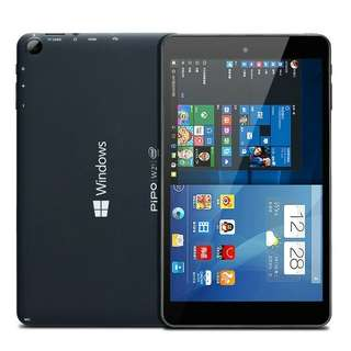 "Pipo W2S Tablet Windows 10 Original 8"" (Latest Update)"
