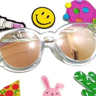 Sunglasses Gaya Korea - Pink