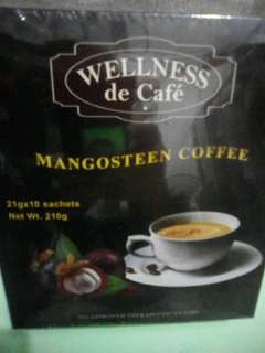 Mangosteen Coffee sugar free