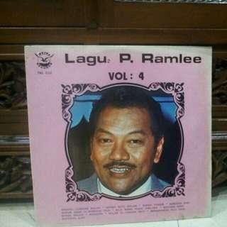 Lp...Vinyl.. P Ramlee AMN